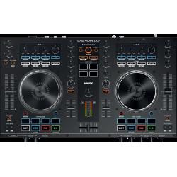 Denon DJ - Contrôleur MC4000 2 voies + carte son