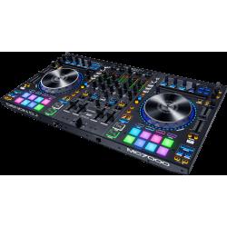 Denon DJ - Contrôleur MC7000 4 voies + 2 cartes son