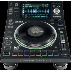Denon DJ - Platine SC5000M écran 7 pouces motorisé, USB, SD, 2 layer