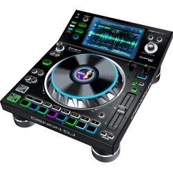 Denon DJ - Platine SC5000PRIME USB, SD, Ecran tactile 7 pouces, 2 layer