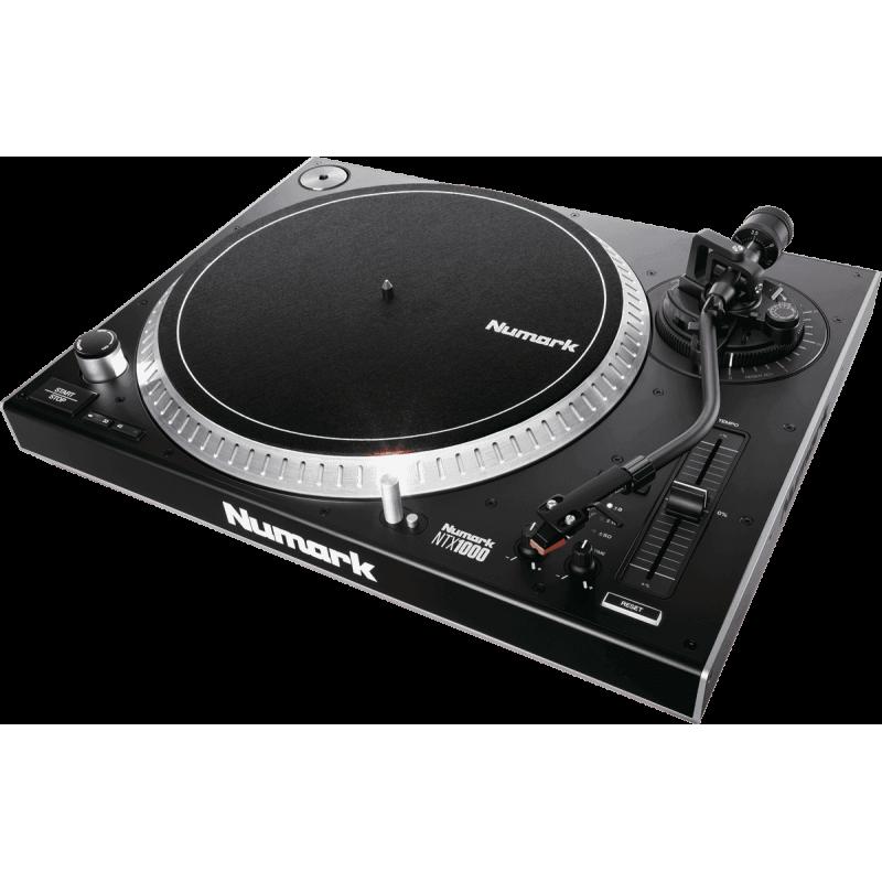 Numark - Platine NTX1000 DJ entraînement direct