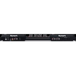 Numark - Contrôleur NVII 4 voies + 16 pads + carte son + 2 écrans
