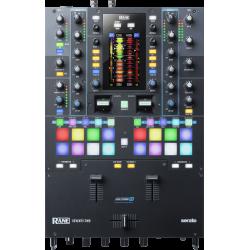 "Rane DJ - SEVENTY-TWO mixeur 2 voies, 2 USB, Ecran tactile 4,3"""