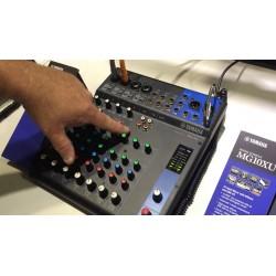 Yamaha MG10 - Mixeur analogique 10 canaux