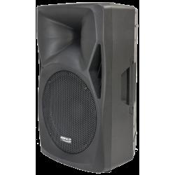 BST PH12BT - Enceinte active avec lecteur Usb, Sd, Radio Fm + Bluetooth 12 pouces/ 30 cm 500W