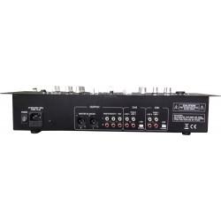 Ibiza DJM250BT-MKII- Table de mixage Dj a 2 canaux Usb, Sd, Bluetooth