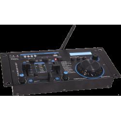 DJM160fx-BT - Table de mixage 2 canaux avec DSP effets et Usb/BT