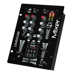 DJM150BT VHF - Table de mixage a 2 voies / 5 canaux avec micro VHF