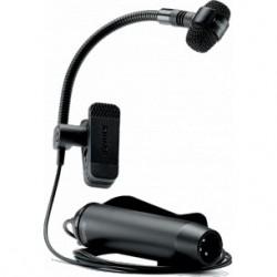 Microphone pour les instruments à vent