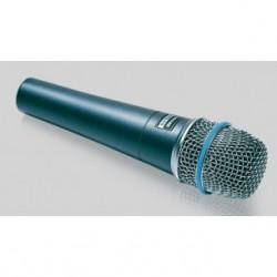 BETA57A - Microphone dynamique pour instrumentShure