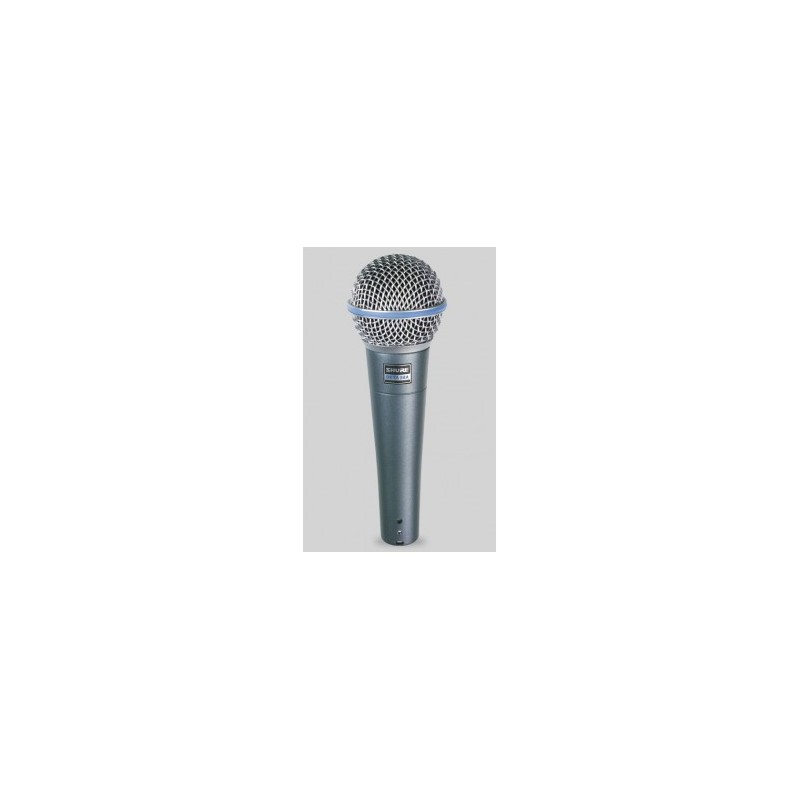 BETA58A - Microphone dynamique pour la voix Shure