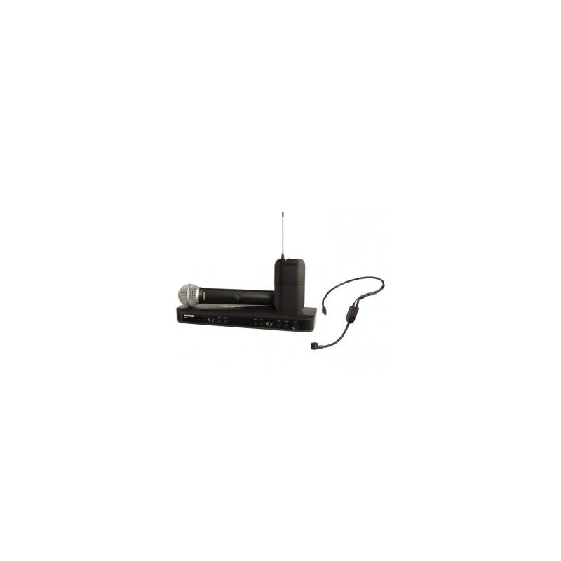 BLX14E - PGA31 Système HF - Micro serre- tête Shure