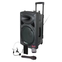 MIPRO Sono portable MA303 SB + housse + micro cravate sans fil et son émetteur