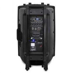 MIPRO Sono portable MA705 + housse + micro-cravate sans fil et son émetteur et récepteur